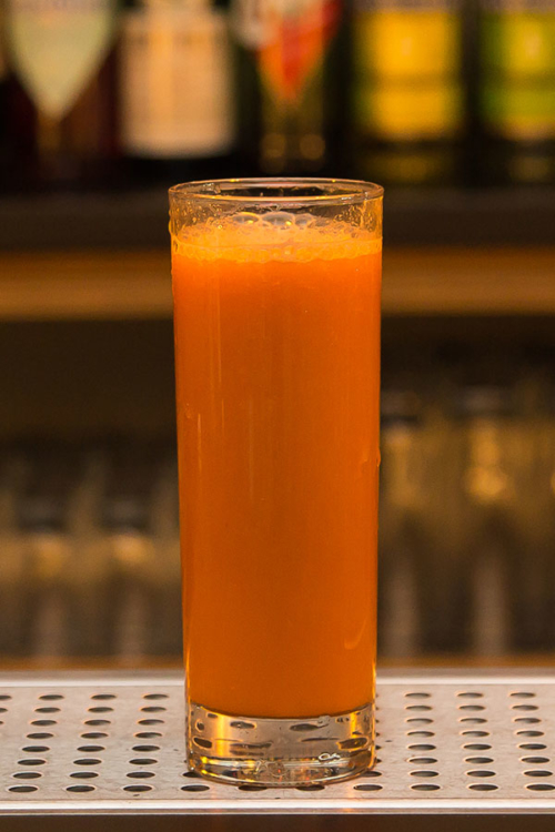 Apple & Carrot Juice